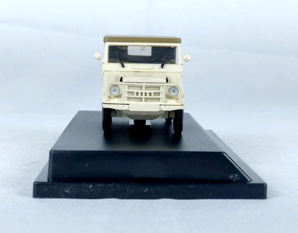Miniatura DKW Munga Ambulância 1/43 Starline