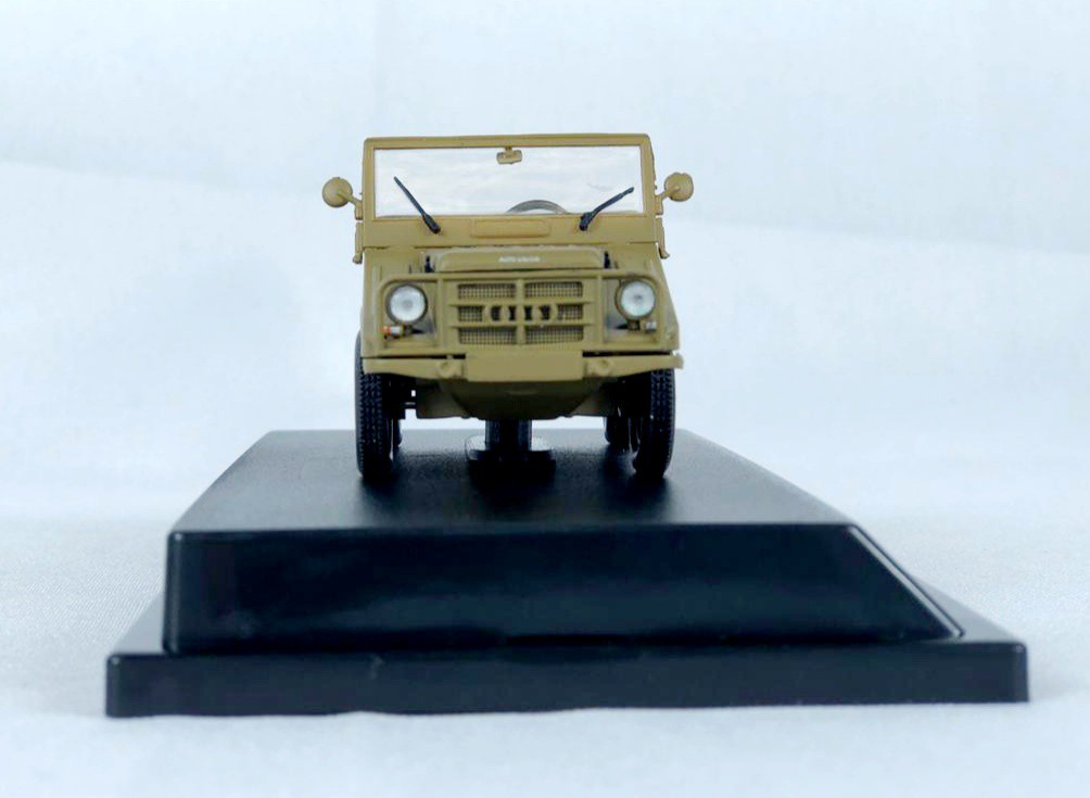 Miniatura DKW Munga Cape Town Sem Capota 1/43 Starline