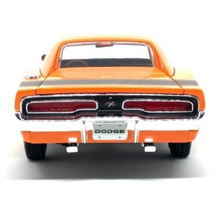 Miniatura Dodge Charger 1969 1/18 Maisto