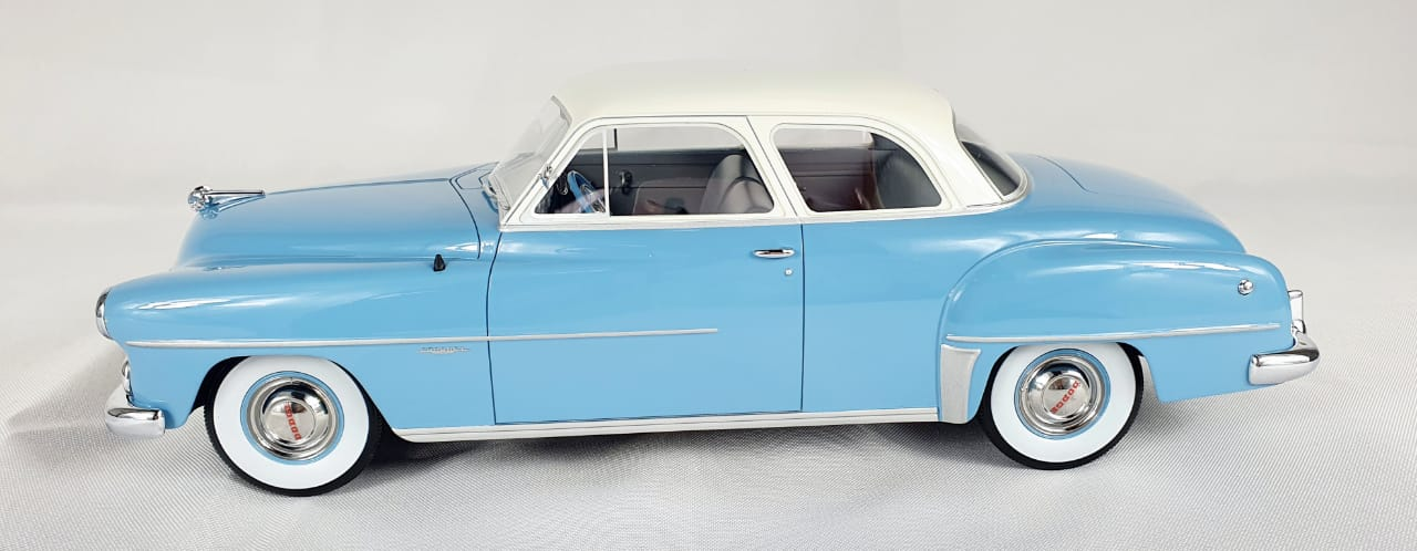 Miniatura Dodge Coronet 1/18 Bos Best of Show