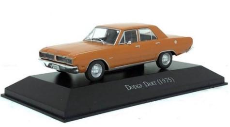 Miniatura Dodge Dart 1975 1/43 Ixo