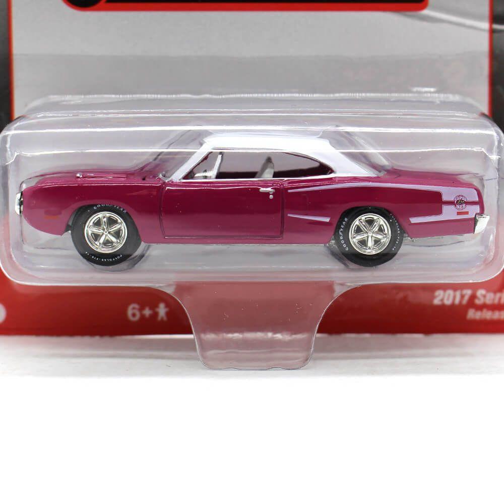 Miniatura Dodge Super Bee 1970 A 1/64 Racing Champions