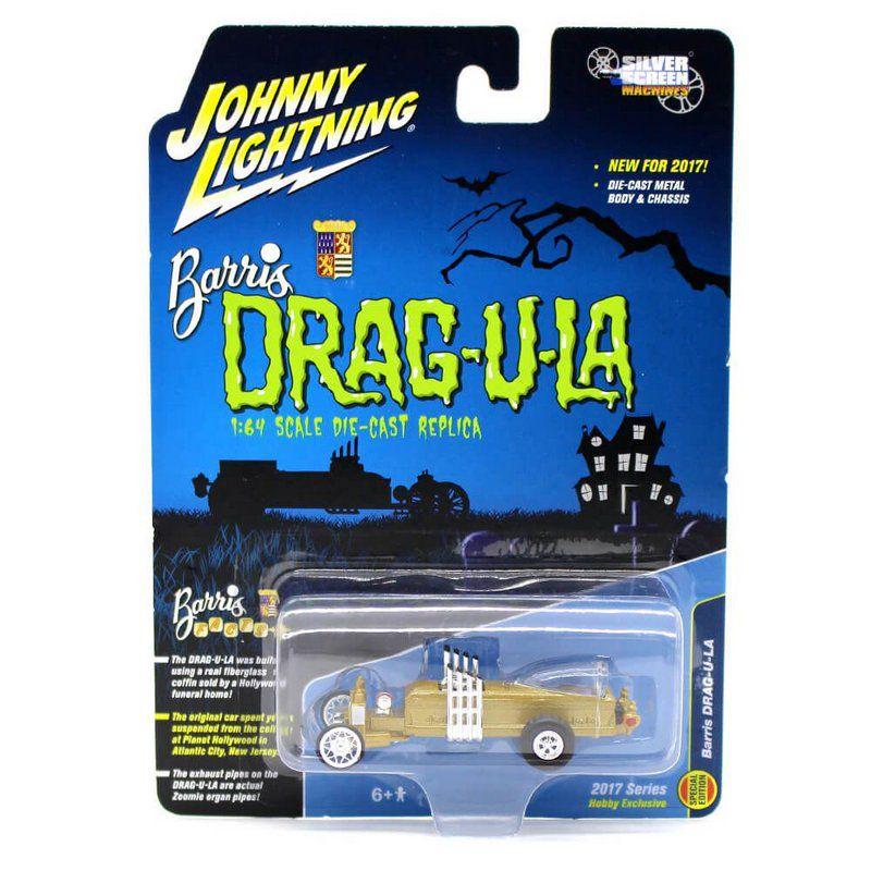 Miniatura Drag-U-La Barris 1/64 Johnny Lightning