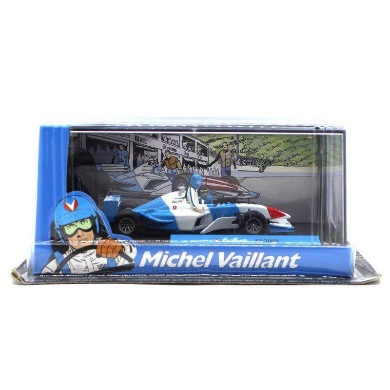 Miniatura F1 2003 Vaillante Michel Vaillant 1/43 Ixo Altaya