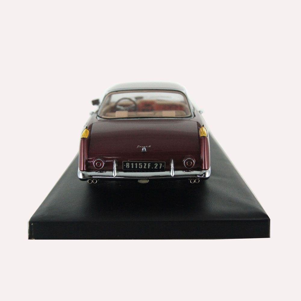Miniatura Facel Vega II 1962 1/18 Neo