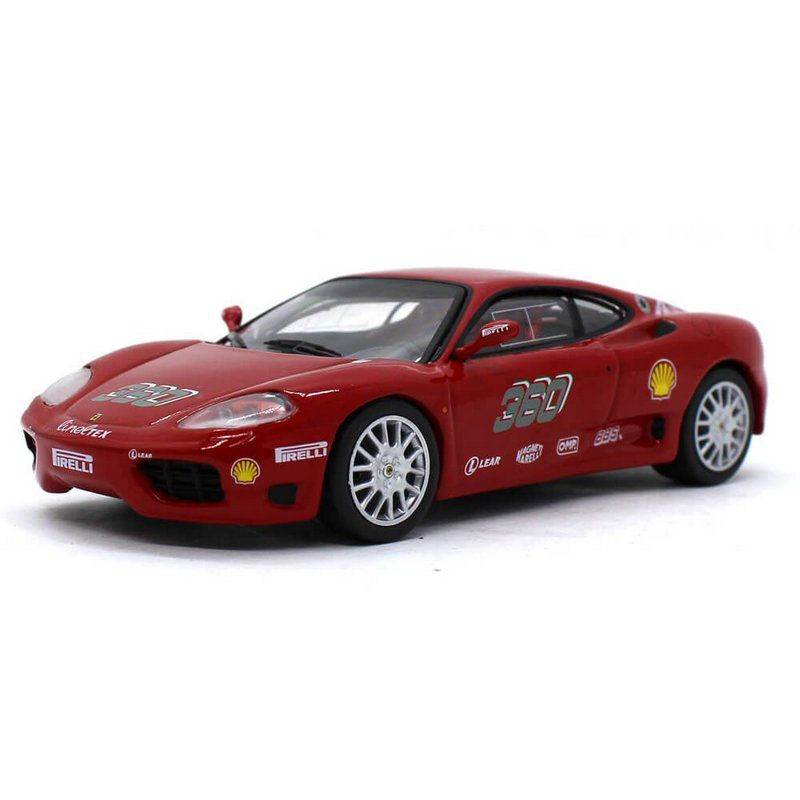 Miniatura Ferrari 360 GT 1/43 Ixo Ferrari Collection