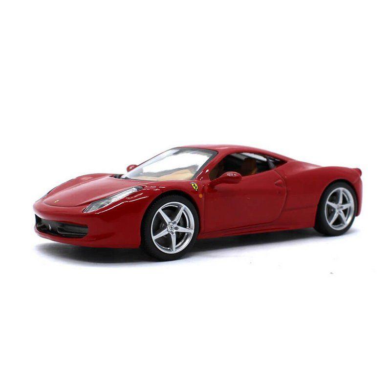 Miniatura Ferrari 458 Italia 1/43 Ixo Ferrari Collection