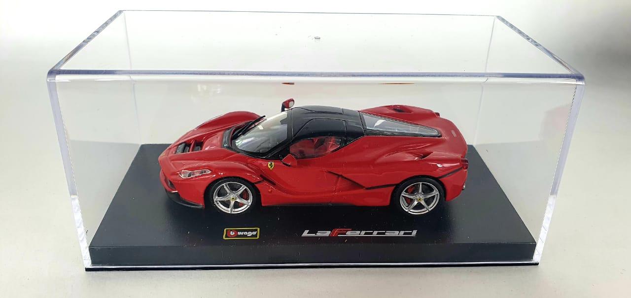 Miniatura Ferrari 488 Spider Signature Series 1/43 Bburago