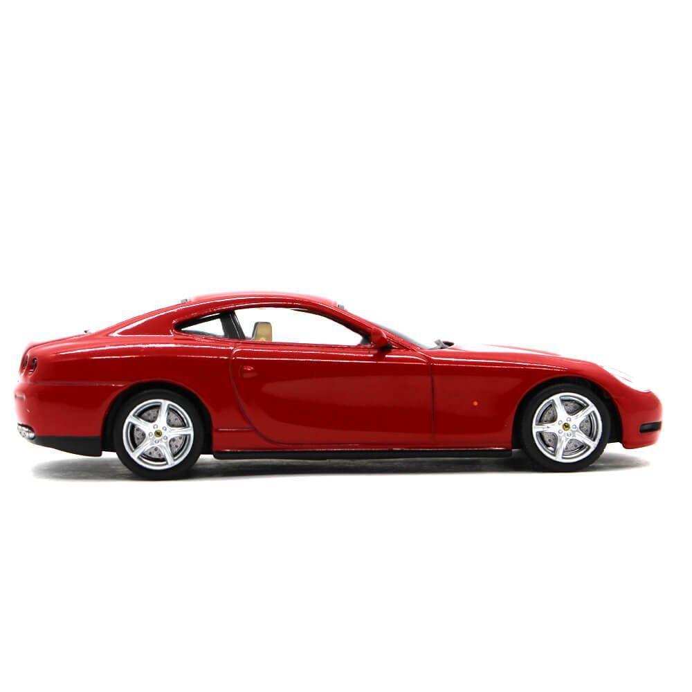 Miniatura Ferrari 612 Scaglietti Ferrari Collection 1/43 Ixo