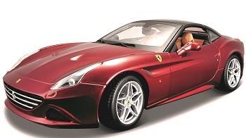 Miniatura Ferrari California T 1/18 1/18 Bburago