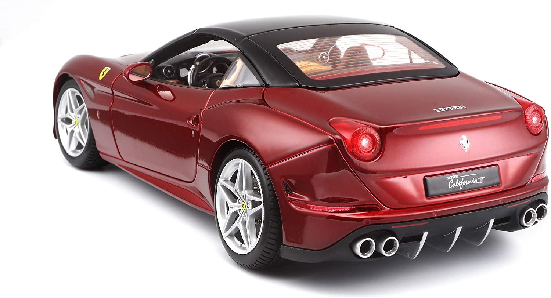 Miniatura Ferrari California T Signature Series 1/18 Bburago