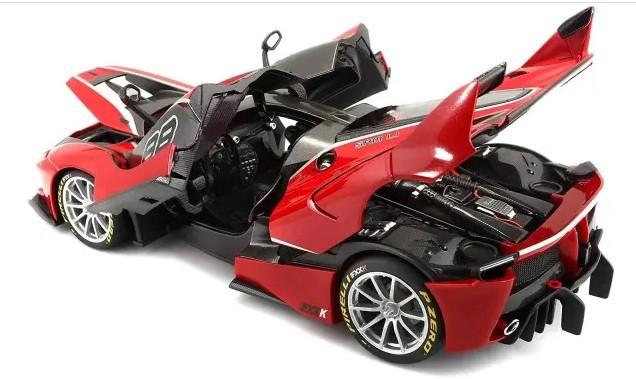 Miniatura Ferrari FXX K 1/18 1/18 Bburago