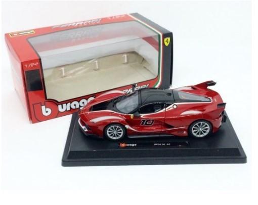 Miniatura Ferrari FXX-K 1/24 Bburago