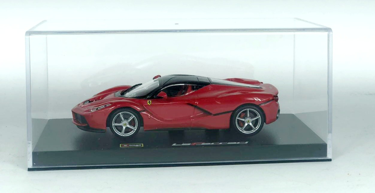 Miniatura Ferrari La Ferrari Signature Series 1/43 Bburago