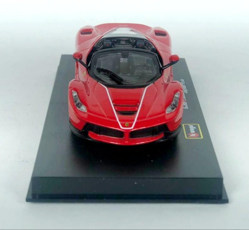 Miniatura Ferrari La Ferraria Aperta Signature Series 1/43 Bburago