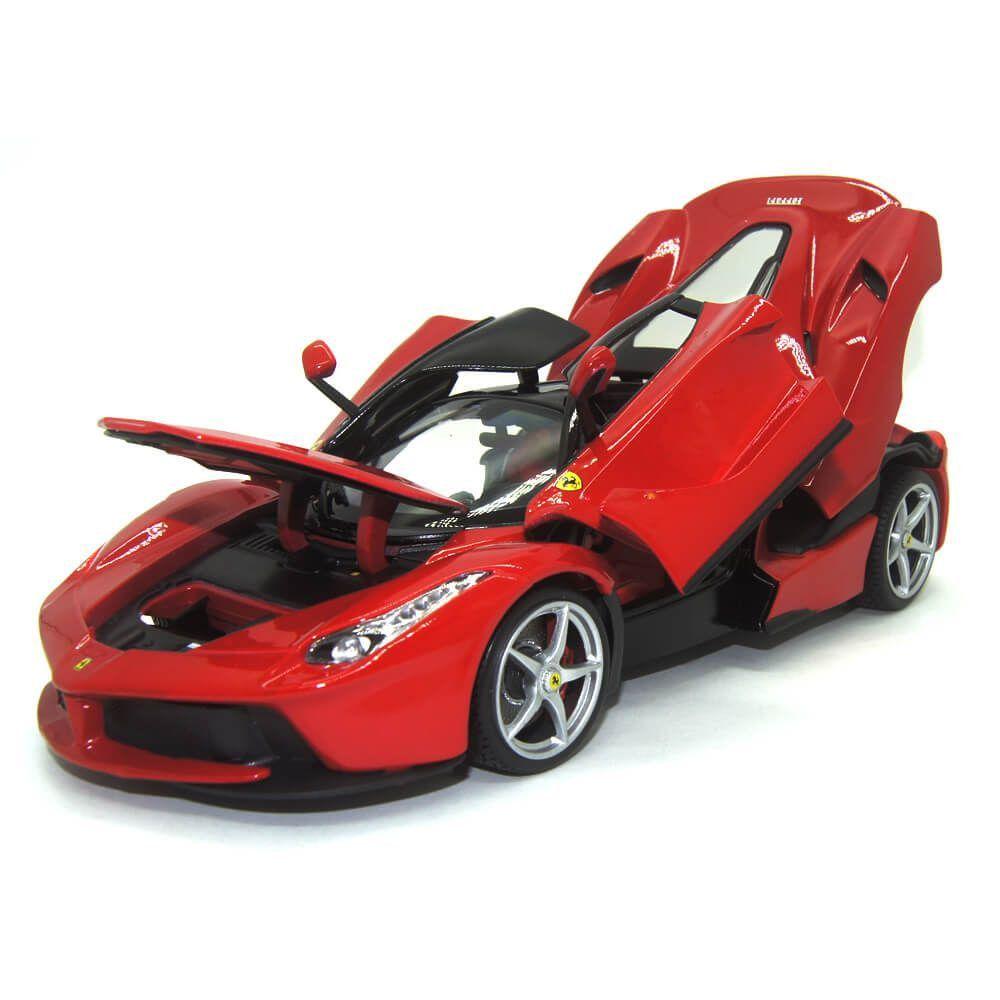 Miniatura Ferrari LaFerrari Signature Models 1/18 Bburago