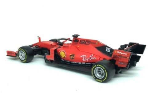 Miniatura Ferrari SF90 Australian GP C. Leclerc Racing 1/43 Bburago