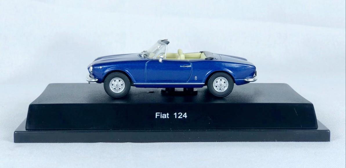 Miniatura Fiat 124 Spider 1/43 Starline