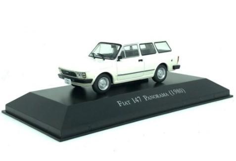 Miniatura Fiat 147 Panorama 1980 1/43 Ixo