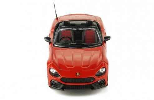 Miniatura Fiat Abarth 124 Spider Turismo 2017 1/43 Ixo