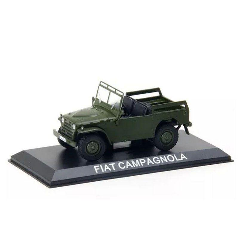 Miniatura Fiat Campagnola 1/43 IXO