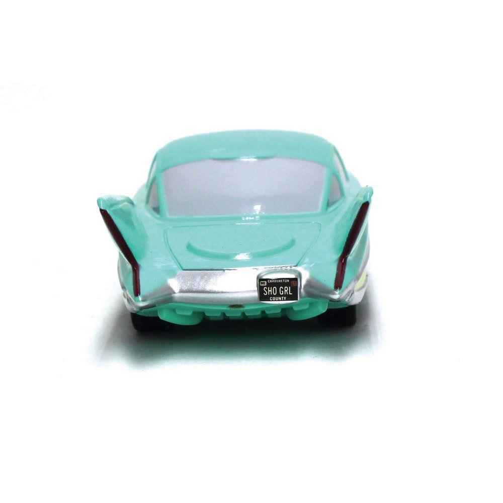 Miniatura Flo Disney Pixar Carros 1/43 Com Fricção