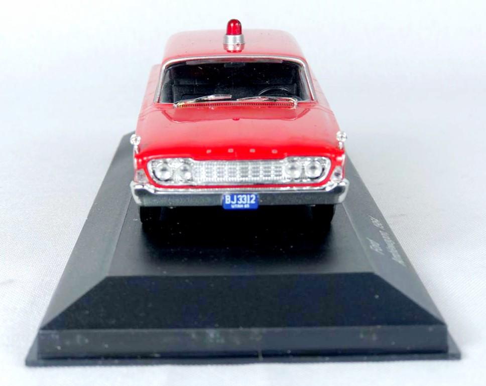 Miniatura Ford Amblewagon 1964 1/43 Whitebox