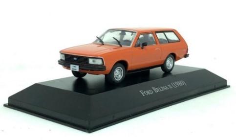 Miniatura Ford Belina II 1980 Defeito 1/43 Ixo