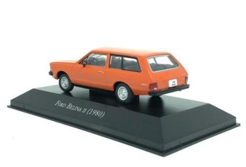 Miniatura Ford Belina II 1980 1/43 Ixo
