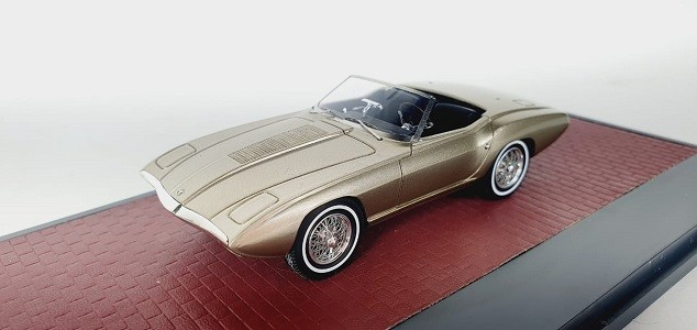 Miniatura Ford Bordinat Cobra 1965 Concept 1/43 Matrix