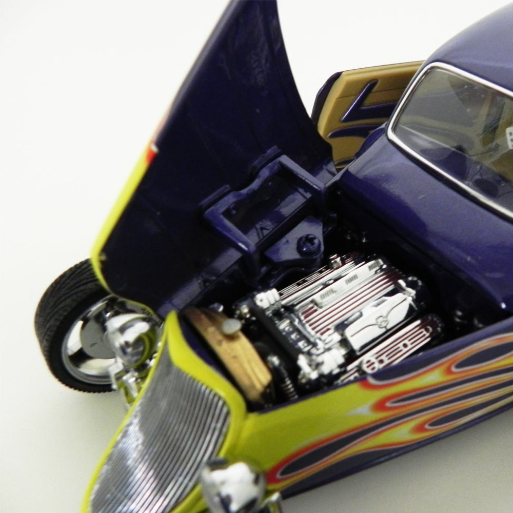 Miniatura Ford Coupe 1933 1/18 Yat Ming
