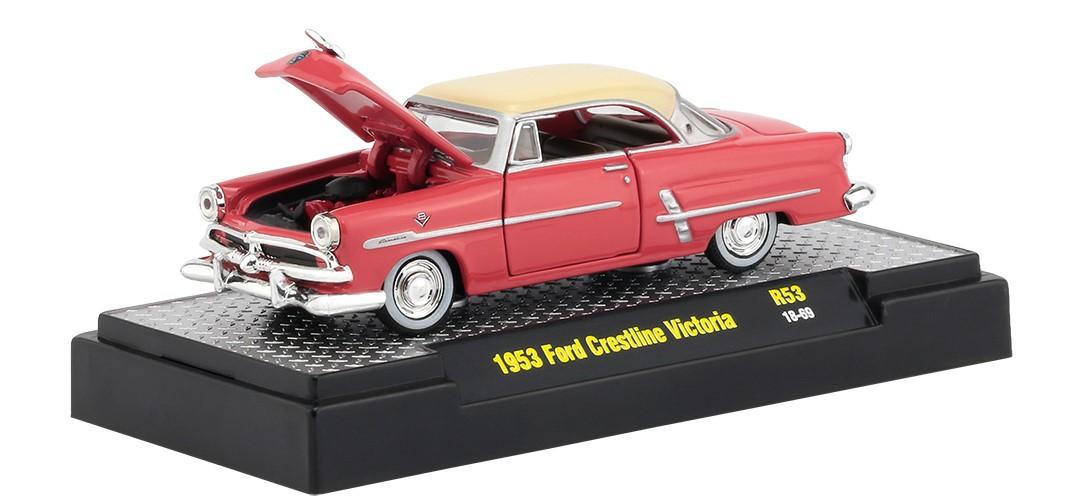 Miniatura Ford Crestline Victoria 1953 1/64 M2