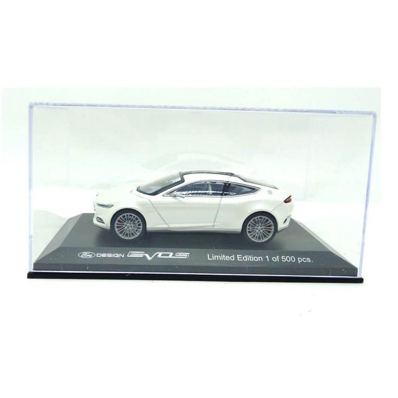 Miniatura Ford Evos Concept Nuremberg Toy Fair 2014 1/43 Norev