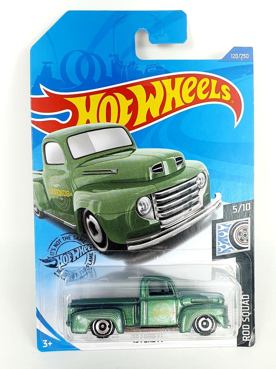 Miniatura Ford F1 1949 1/64 Hot Wheels