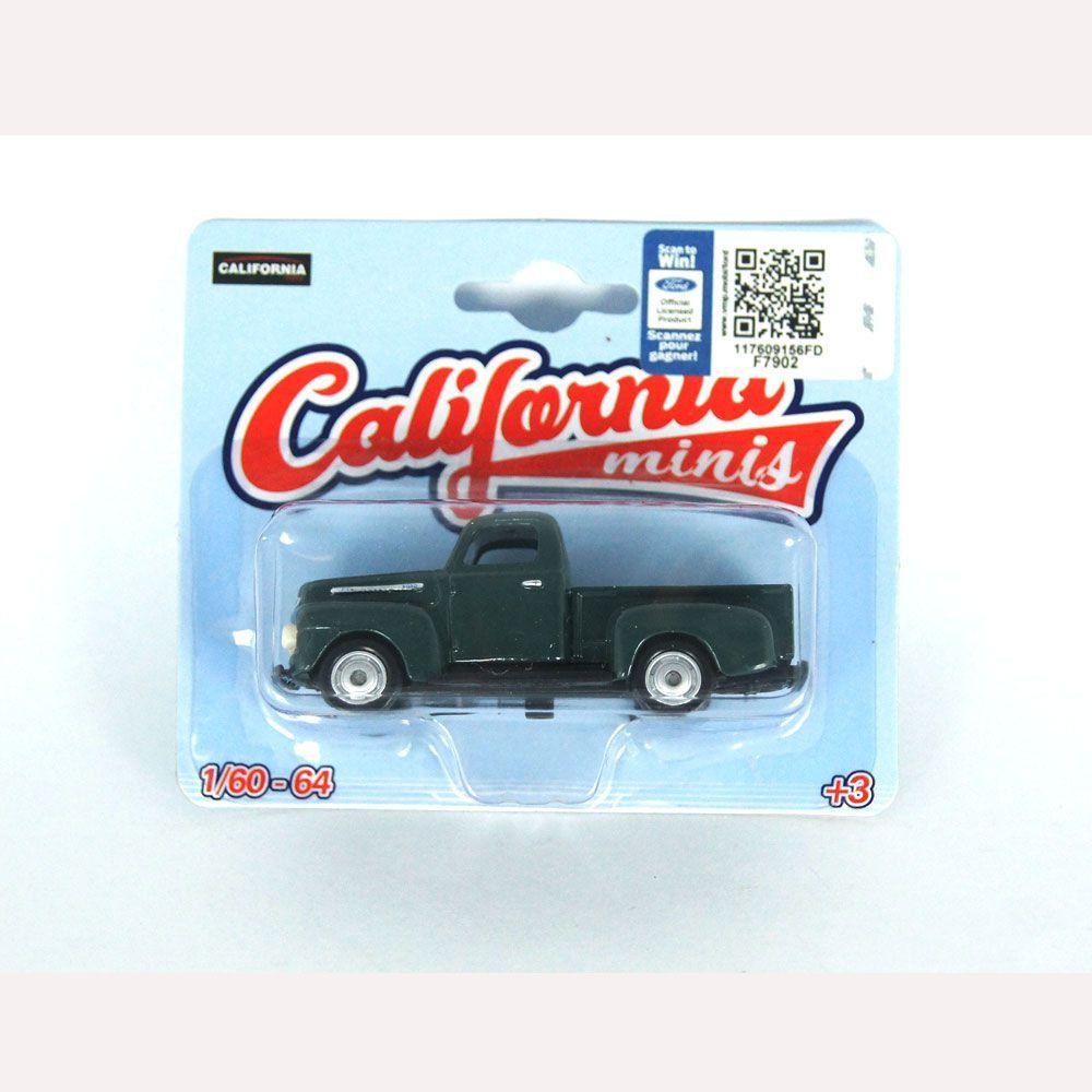 Miniatura Ford F1 1951 Pick Up 1/64 California Minis