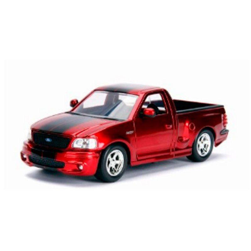 Miniatura Ford F-150 1999 SVT Lightning 1/24 Jada Toys 1/24 Jada Toys