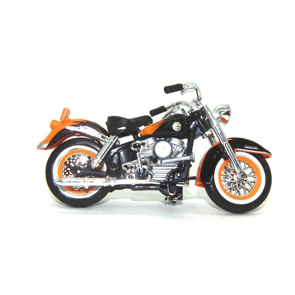 Miniatura Ford F-150 Stx Harley Davidson 1/27 Harley Davidson Flh Duo Glide 1958 1/24 Maisto HD Custom