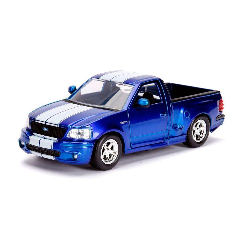 Miniatura Ford F-150 SVT Lightning 1999 1/24 Jada Toys