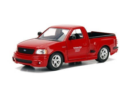 Miniatura Ford F-150 SVT Lightning Brian Velozes e Furiosos 1/24 Jada Toys