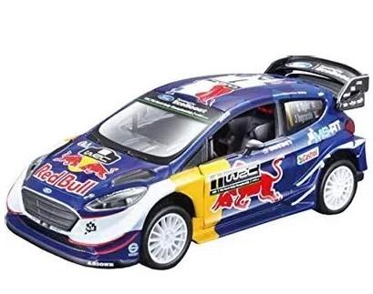 Miniatura Ford Fiesta WRC M-Sport 2017 Ott Tanak Rally 1/32 Bburago