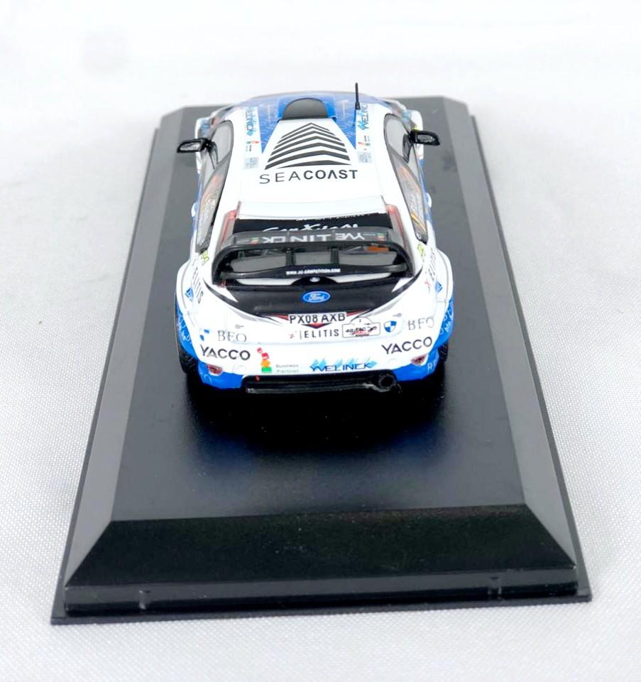 Miniatura Ford Focus WRC 08 Rally 1/43 Ixo