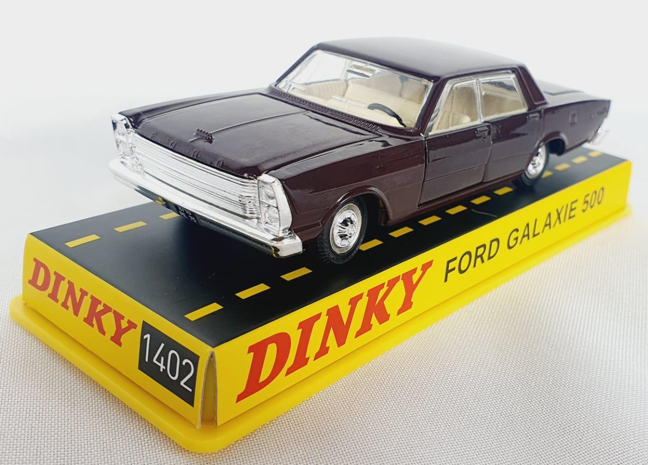 Miniatura Ford Galaxie 500 1/43 Dinky Toys