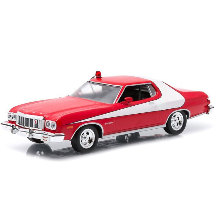Miniatura Ford Gran Torino Starsky&Hutch 1976 1/43 Greenlight