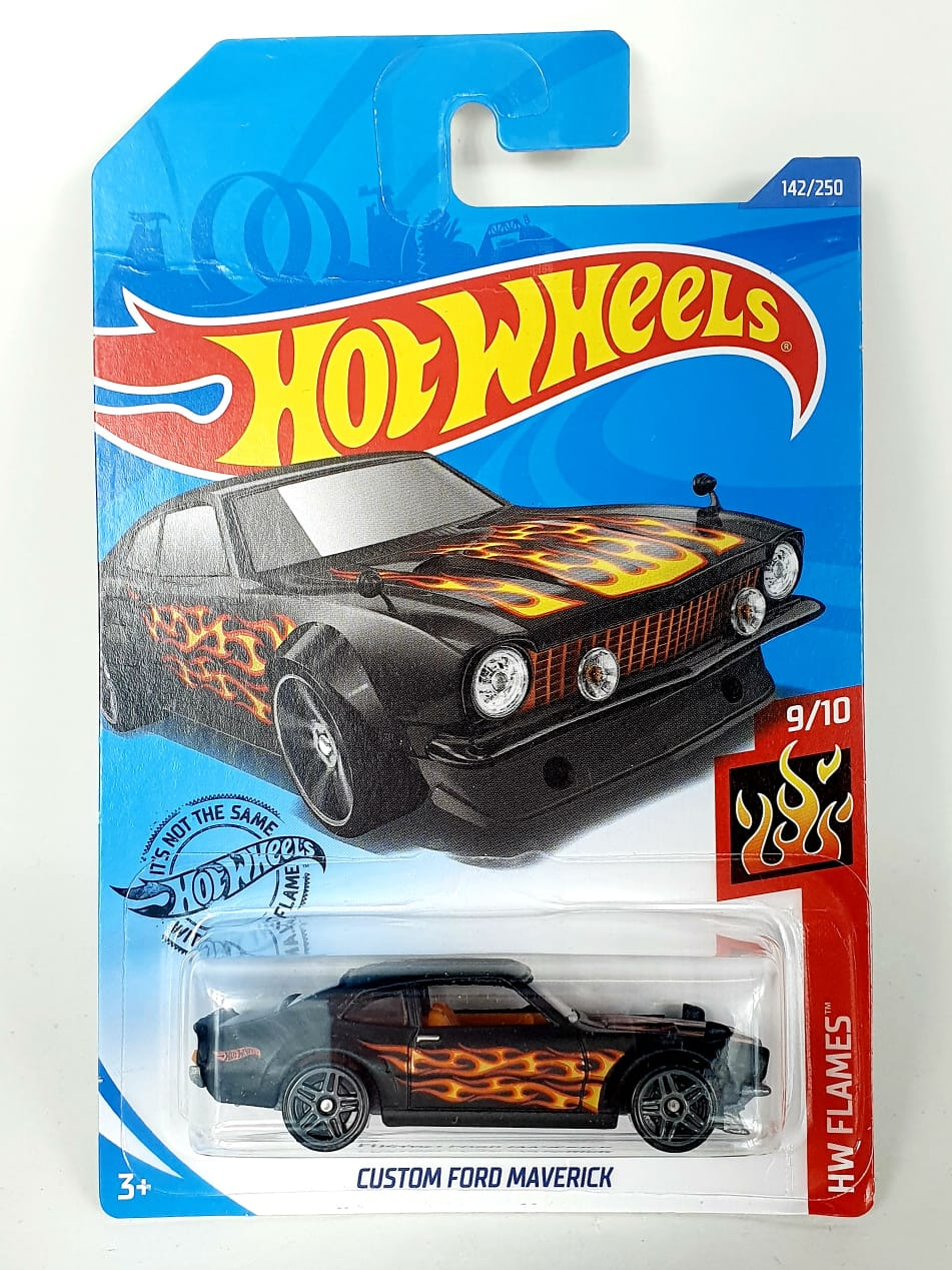 Miniatura Ford Maverick Custom 1/64 Hot Wheels