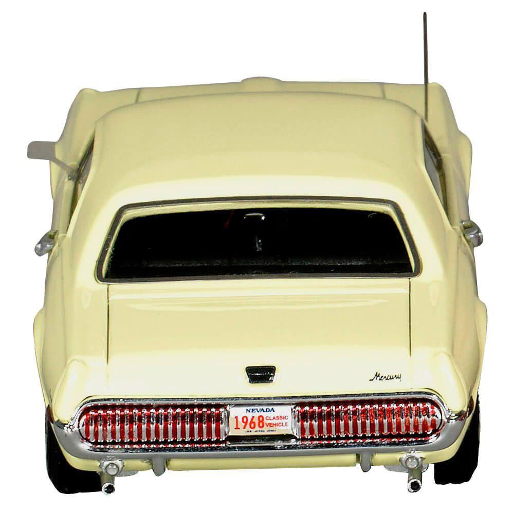 Miniatura Ford Mercury Cougar 1968 1/43 Motor Head