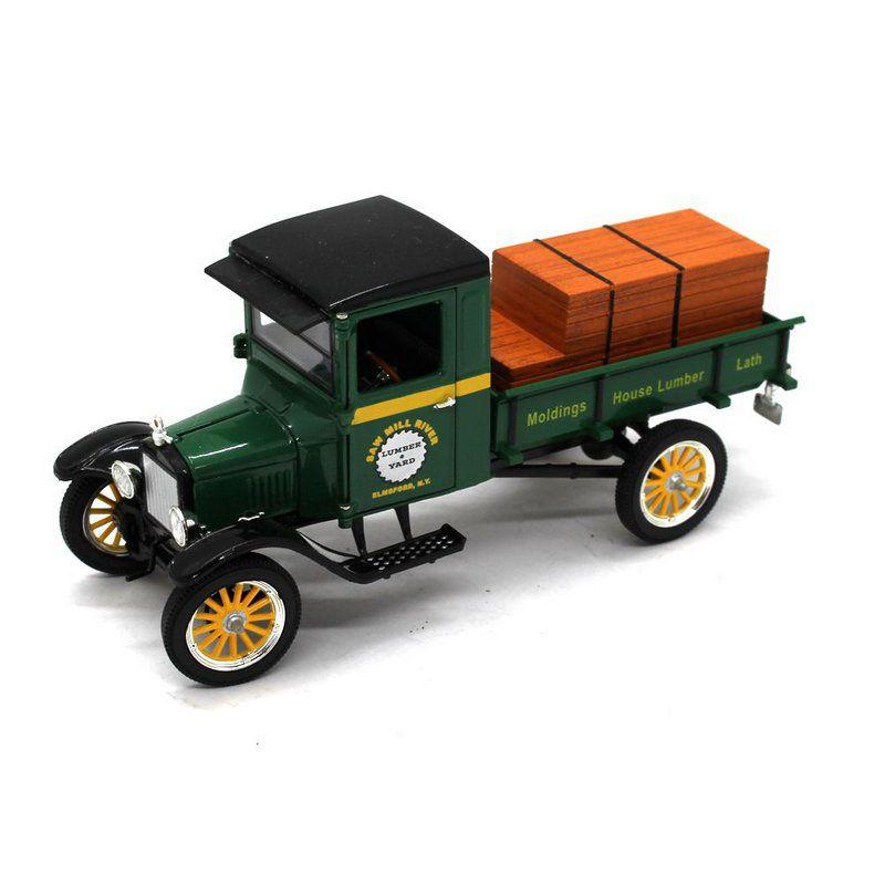 Miniatura Ford Model TT Saw Mill 1923 1/32 Signature