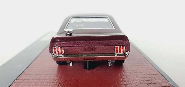 Miniatura Ford Mustang 1964 Shorty 1/43 Matrix