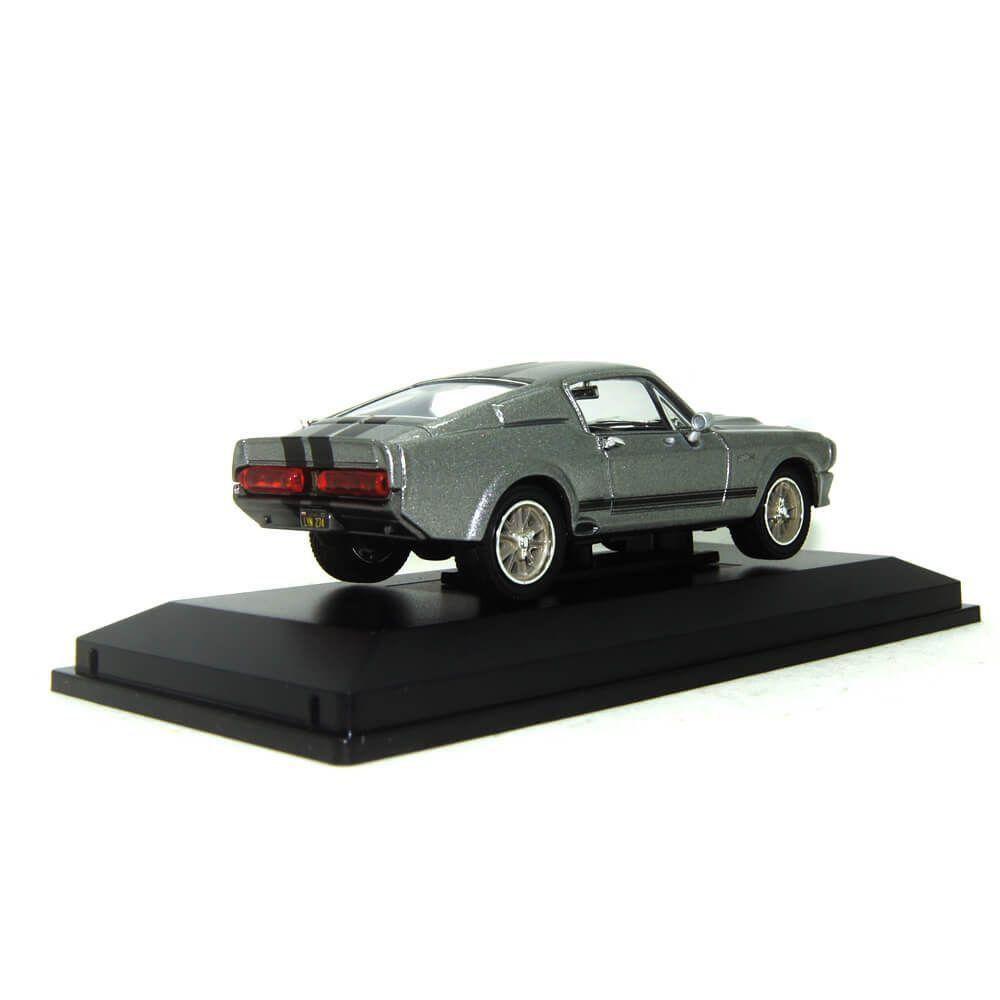 Miniatura Ford Mustang 1967 Eleanor 60 Segundos 1/43 Greenlight
