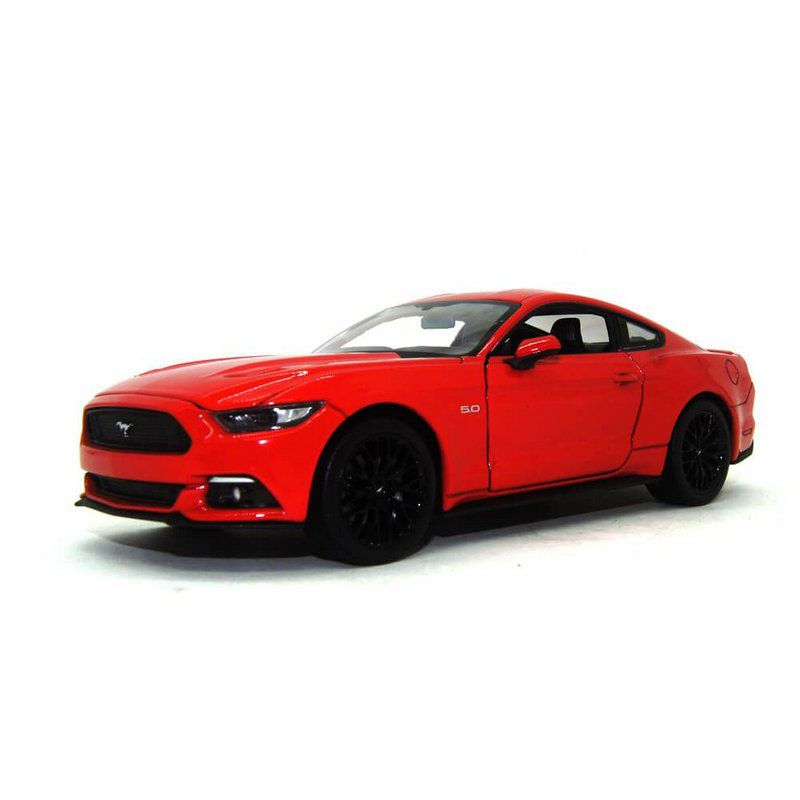 Miniatura Ford Mustang GT 1/24 Welly