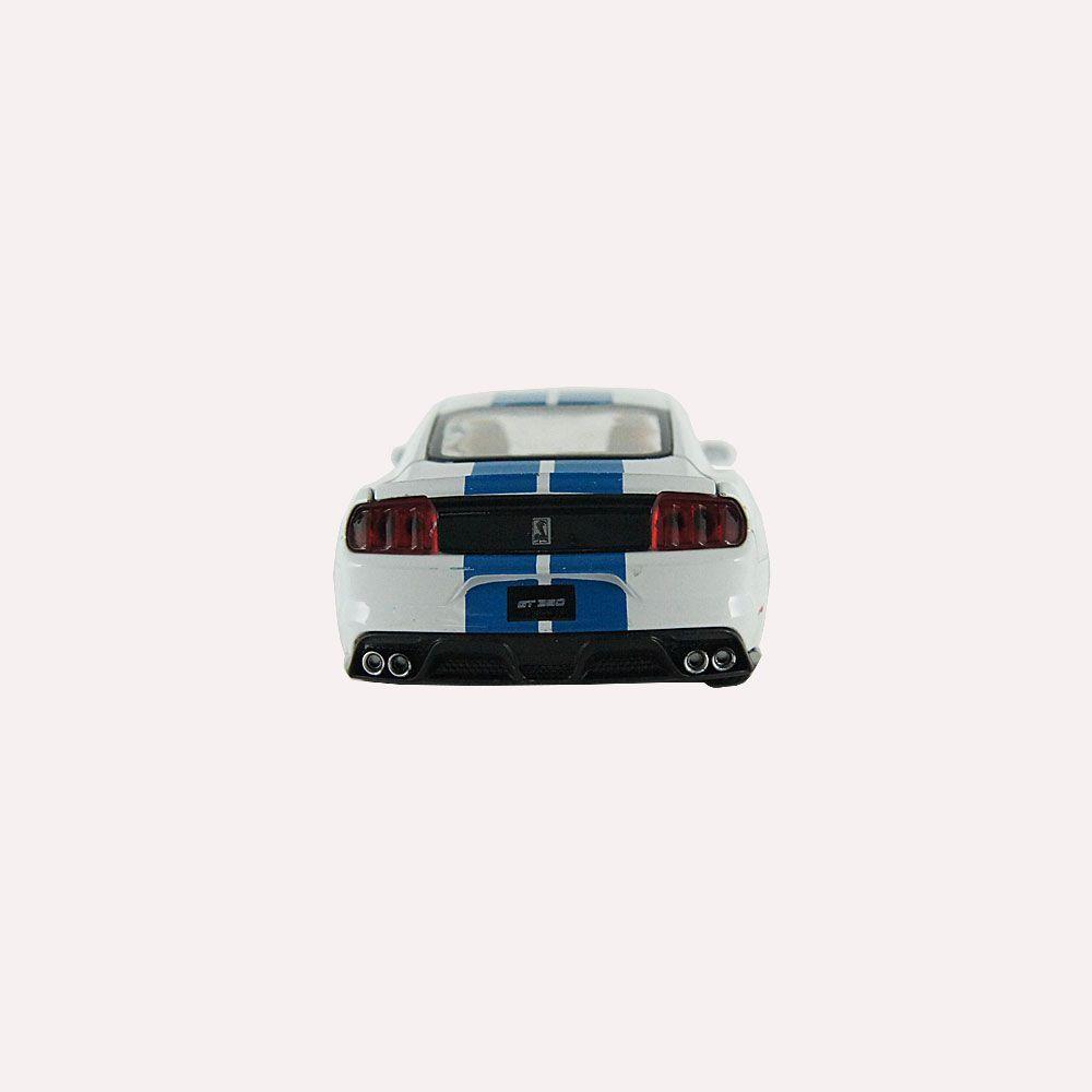 Miniatura Ford Shelby GT350 Luz e Som 1/32 California Action